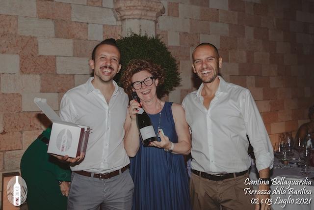 foto Evento Wine Embassy – Bellaguardia@Basilica Palladiana 02.07.2021 – 37