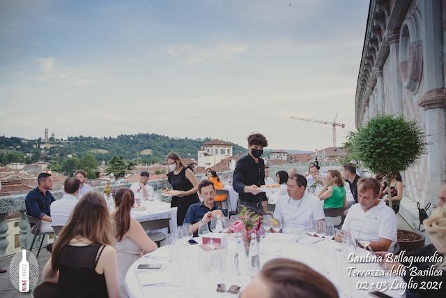foto Evento Wine Embassy – Bellaguardia@Basilica Palladiana 02.07.2021 – 38
