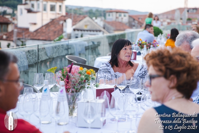 foto Evento Wine Embassy – Bellaguardia@Basilica Palladiana 02.07.2021 – 4