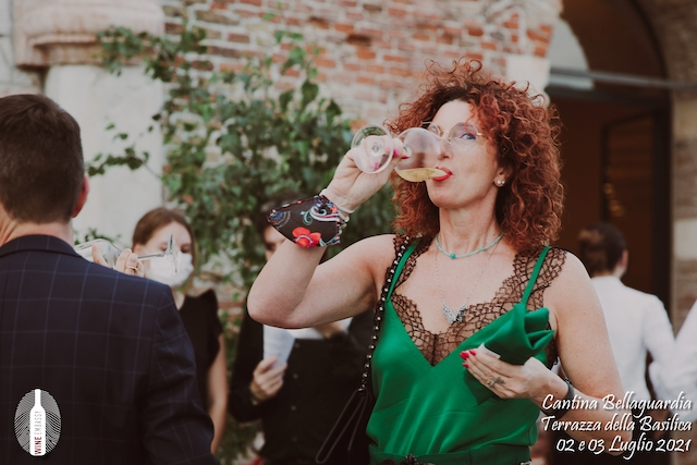 foto Evento Wine Embassy – Bellaguardia@Basilica Palladiana 02.07.2021 – 41