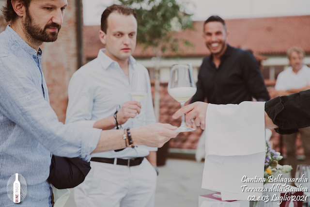 foto Evento Wine Embassy – Bellaguardia@Basilica Palladiana 02.07.2021 – 44