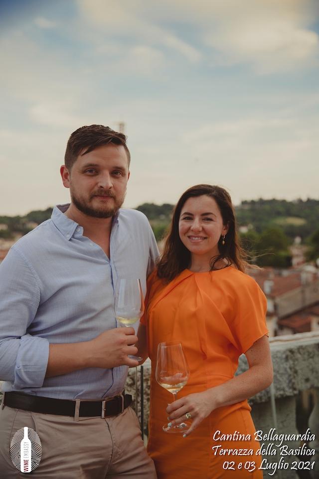 foto Evento Wine Embassy – Bellaguardia@Basilica Palladiana 02.07.2021 – 5