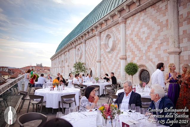 foto Evento Wine Embassy – Bellaguardia@Basilica Palladiana 02.07.2021 – 6
