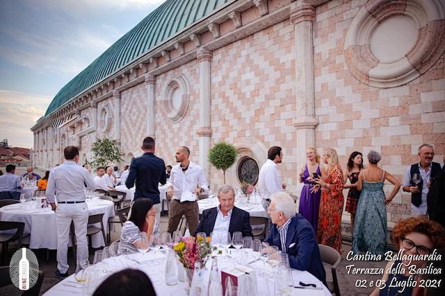 foto Evento Wine Embassy – Bellaguardia@Basilica Palladiana 02.07.2021 – 8