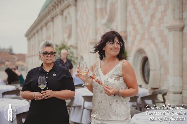 foto Evento Wine Embassy – Bellaguardia@Basilica Palladiana 03.07.2021 – 1