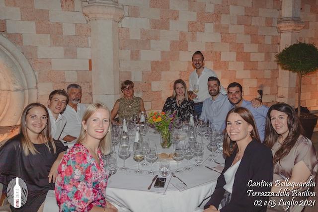 foto Evento Wine Embassy – Bellaguardia@Basilica Palladiana 03.07.2021 – 21