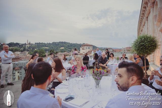 foto Evento Wine Embassy – Bellaguardia@Basilica Palladiana 03.07.2021 – 22