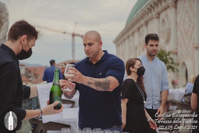 foto Evento Wine Embassy – Bellaguardia@Basilica Palladiana 03.07.2021 – 24