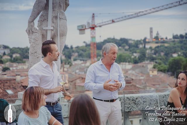 foto Evento Wine Embassy – Bellaguardia@Basilica Palladiana 03.07.2021 – 25