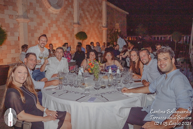 foto Evento Wine Embassy – Bellaguardia@Basilica Palladiana 03.07.2021 – 26