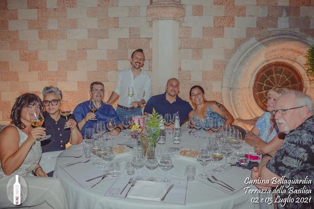 foto Evento Wine Embassy – Bellaguardia@Basilica Palladiana 03.07.2021 – 28