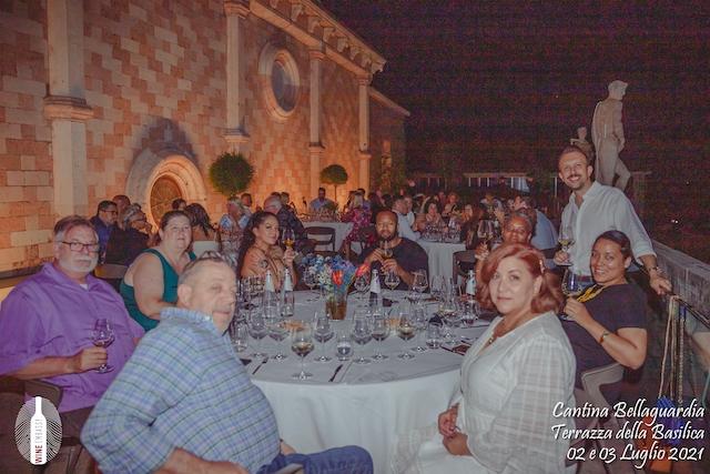 foto Evento Wine Embassy – Bellaguardia@Basilica Palladiana 03.07.2021 – 29