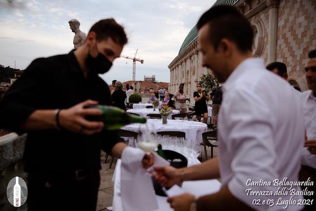 foto Evento Wine Embassy – Bellaguardia@Basilica Palladiana 03.07.2021 – 3