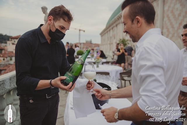 foto Evento Wine Embassy – Bellaguardia@Basilica Palladiana 03.07.2021 – 4