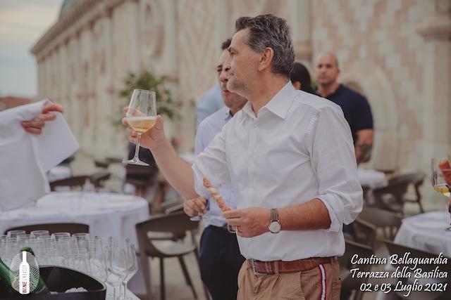 foto Evento Wine Embassy – Bellaguardia@Basilica Palladiana 03.07.2021 – 5