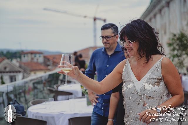 foto Evento Wine Embassy – Bellaguardia@Basilica Palladiana 03.07.2021 – 7