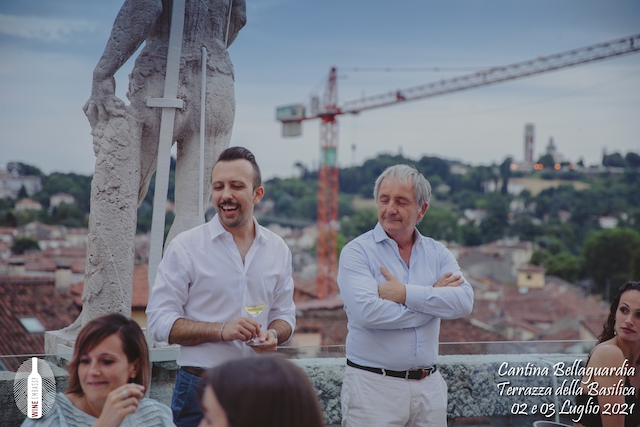 foto Evento Wine Embassy – Bellaguardia@Basilica Palladiana 03.07.2021 – 9